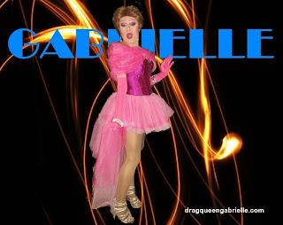 Fiestas inolvidables con espectáculos de humor drag queen Gabrielle