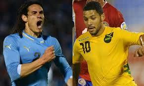 Uruguay vs Jamaica, Copa América 2015