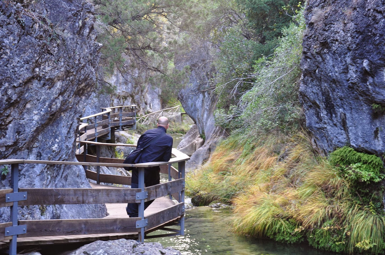 Nos vamos a... El Parque Natural de las Sierras de Cazorla