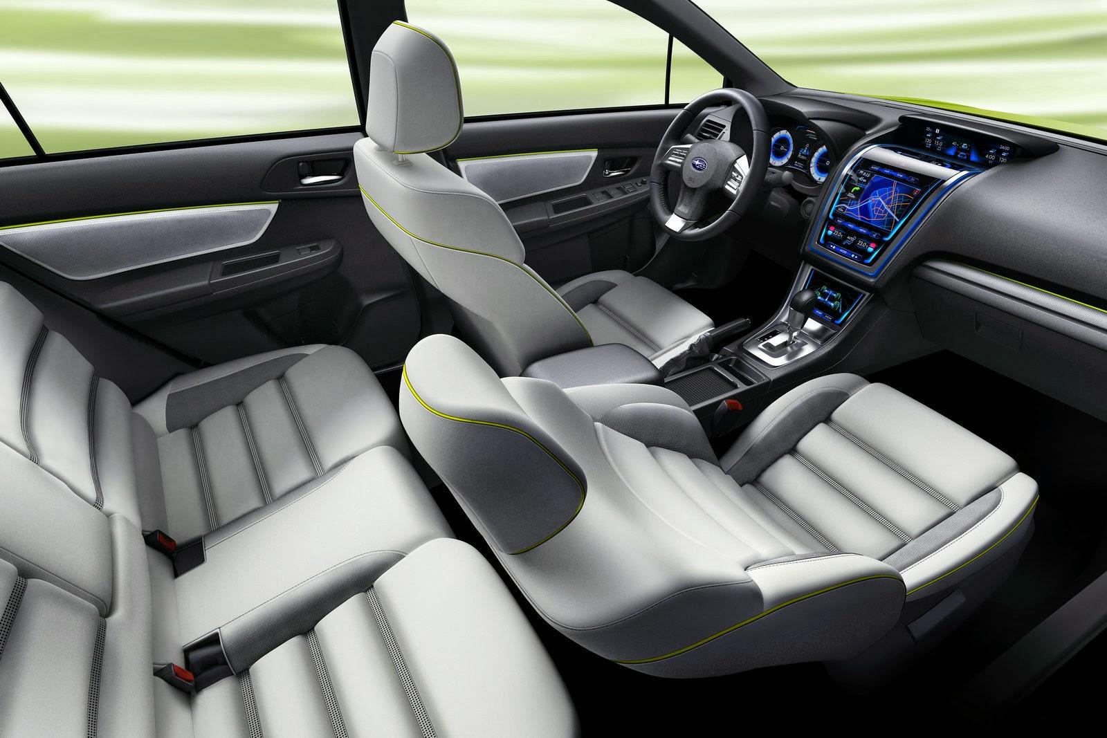 Subaru XV The Concept SUV Wallpaper | C a r W a l l p a p e r 2014