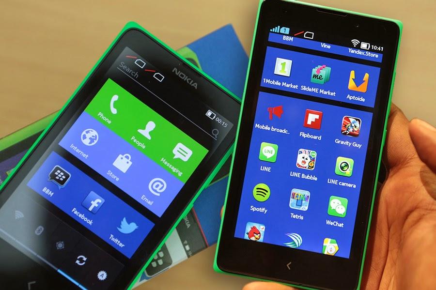 Nokia X, Android, Nokia Dual SIM