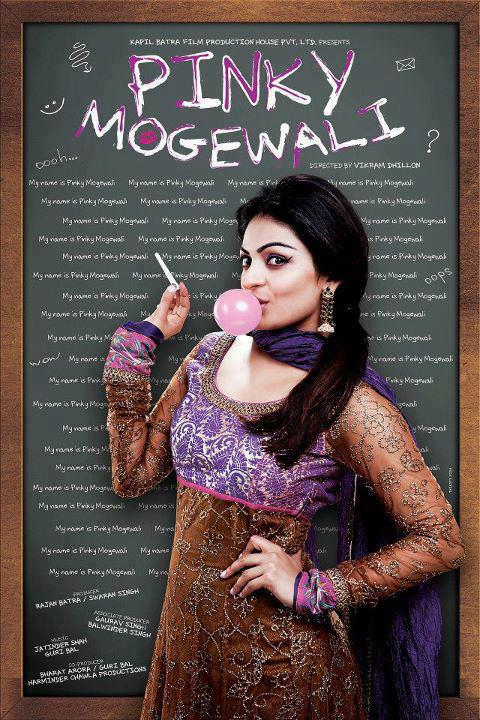 Neeru bajwa Pinky Mogewali Wallpaper - Ballon in mouth, Chalk in hand - Neeru bajwa Pinky Mogewali