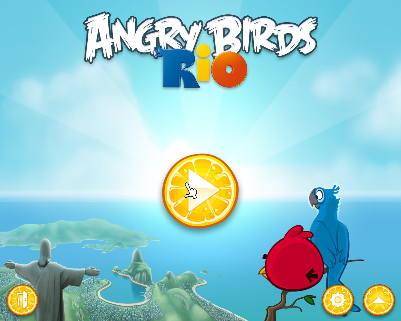 Enter the Geek: Download Angry Birds RIO for PC