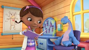 Doc McStuffins every Friday all month long on Disney Junior, on Disney Channel!