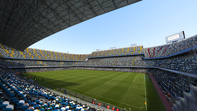 Stadium Mestalla DF PES 2013: Novas Imagens