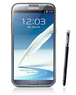 Galaxy Note 2: the best Android phone