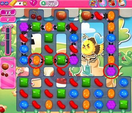 Candy Crush Saga 745