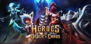 Heroes of Order & Chaos v1.2.0 Android