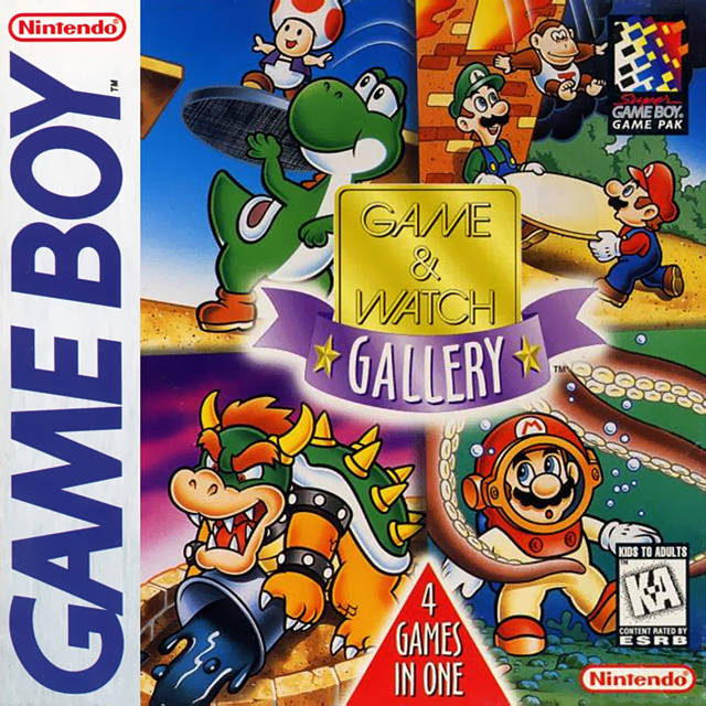 top 10 gameboy games honorable mention game and watch gallery