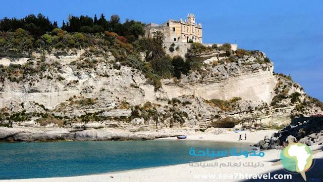 السياحة في مدينة تروبيا الإيطالية