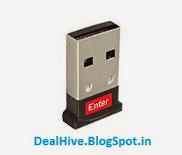 Enter Bluetooth USB Dongle