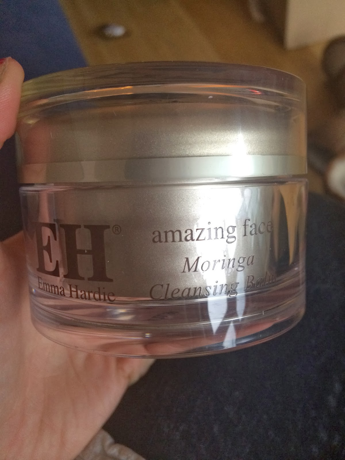 Emma Hardie Amazing Face Moringa Cleansing Balm Review