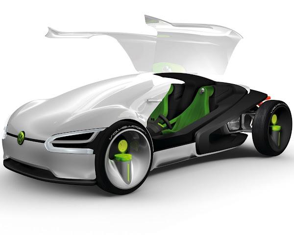 Volkswagen Future Concept Cars