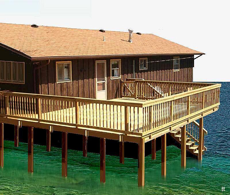 Playa uvero portales para tu casa de uvero - Portales de madera ...