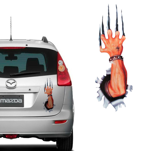 Ibuzone how to install car stickers