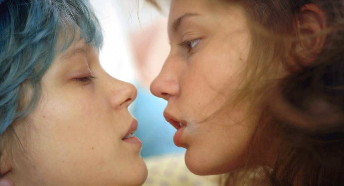 Blue Is The Warmest Color Criterion Blue Is the Warmest Color