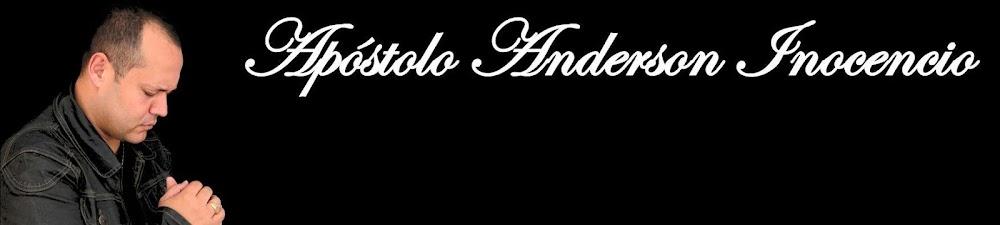 APÓSTOLO ANDERSON INOCENCIO