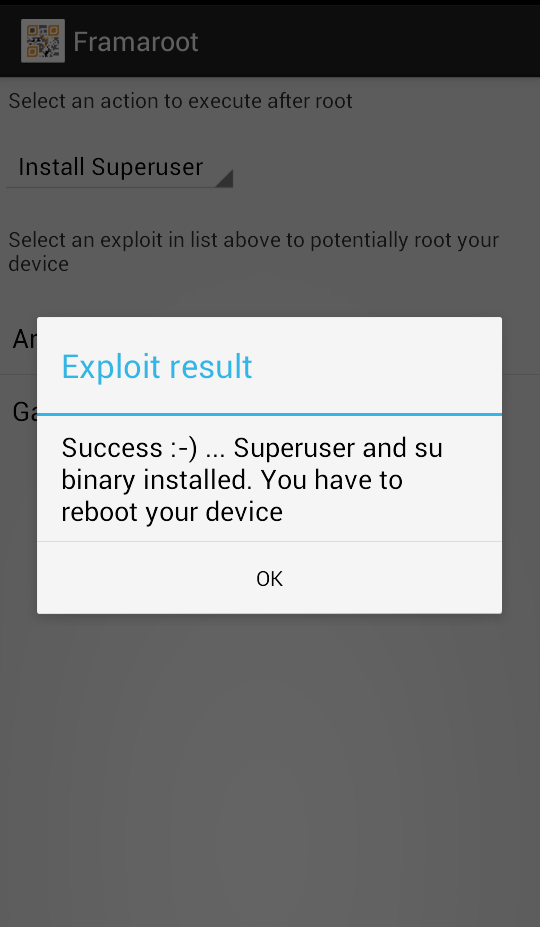 Root: Andromax U Limited Edition