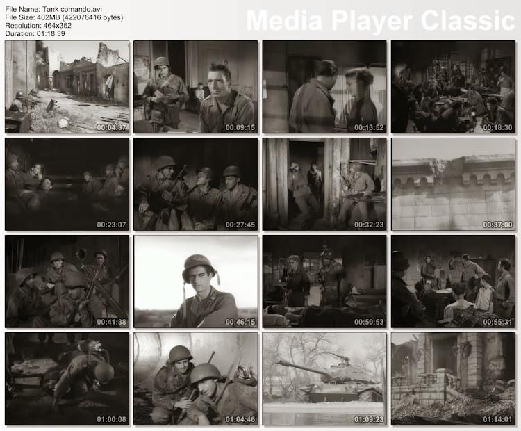 Capturas de pantalla: Tank Commandos | 1959