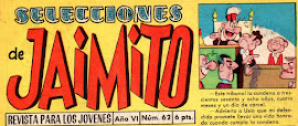 Selecciones de Jaimito Nº 62. Escaneo inédito de Granada XV