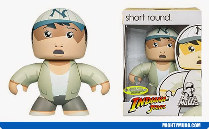 Short Round Indiana Jones Mighty Muggs Exclusives