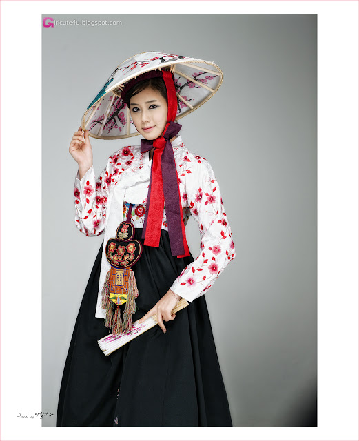 2 Kim Ha Yul - Elegant Hanbok-very cute asian girl-girlcute4u.blogspot.com
