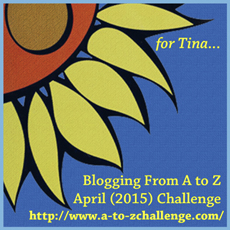 Blogging from A-Z April 2015 Challenge