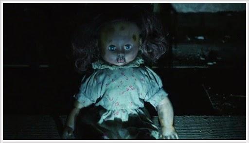 Ouija Creepy Doll