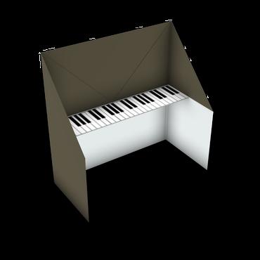 jelias music playground how to make piano origami
