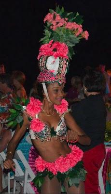 bahamas dancer