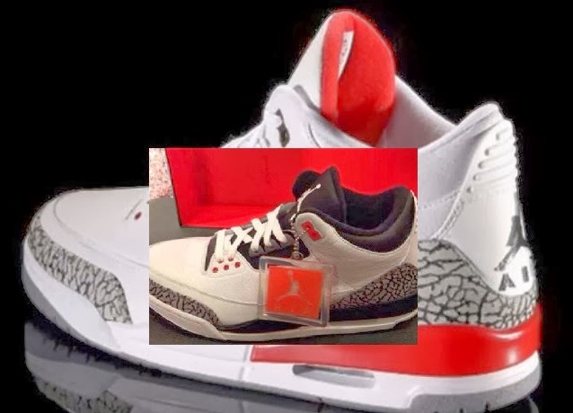 "Here Air Jordan 3 Retro ""Katrina"" Sneaker that will be releasing on March  8th 38fbfa432"