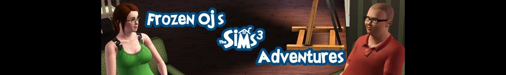 Frozen OJ's Sims 3 Adventures