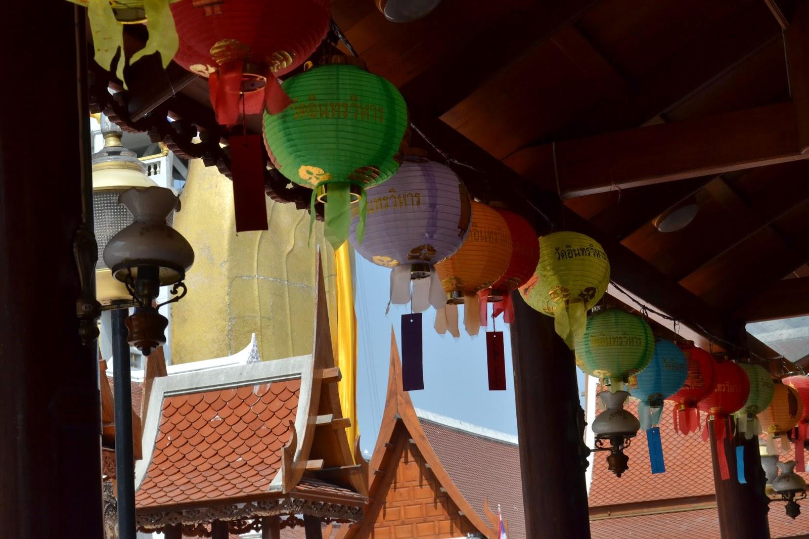 Bangkok, Thailande, voyage, temple,