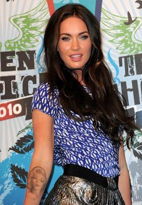 Celebrity Tattoo 2012