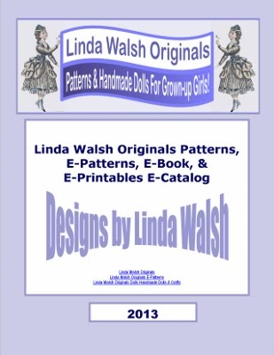 My 2013 Linda Walsh Originals E-Catalog