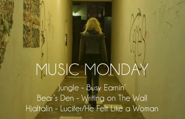 Music Monday - Jungle, Bear's Den & Hjaltalin