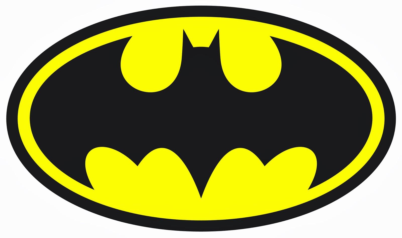 Símbolos de Batman.
