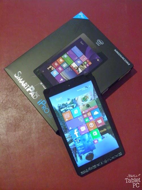 Mediacom SmartPad iPro W810 con scatola