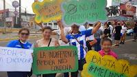 Constitución hondureña matratada