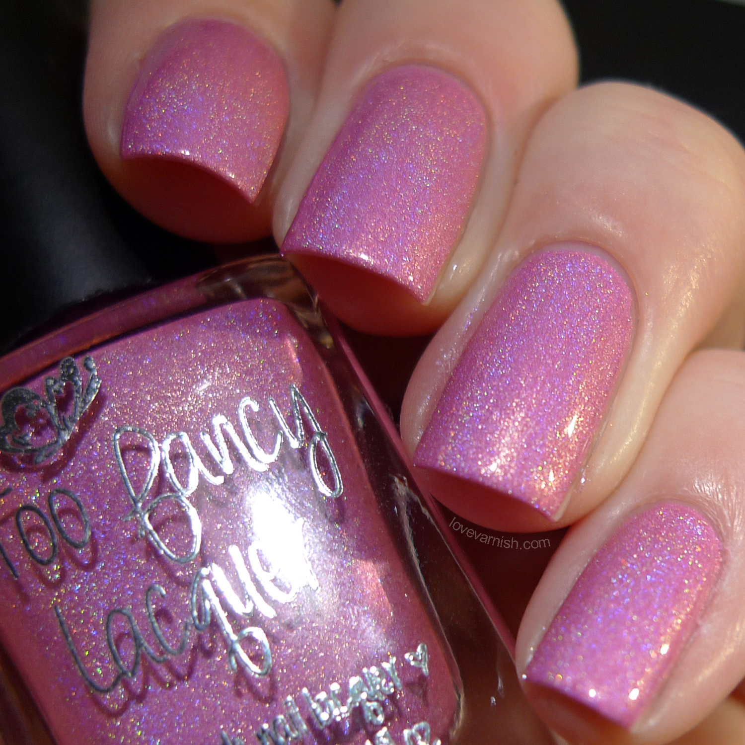 Too Fancy Lacquer Summer Flames