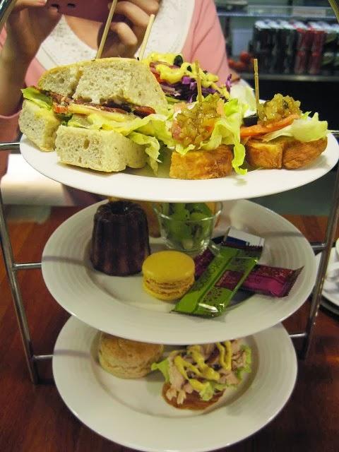 [下午茶]Indie Room cafe--英式雙人下午茶與大份量鬆餅,CP ...