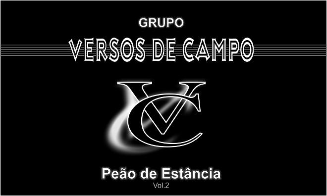 """Esta é a capa do novo trabalho do grupo """"Versos de Campo"""" 2012."""