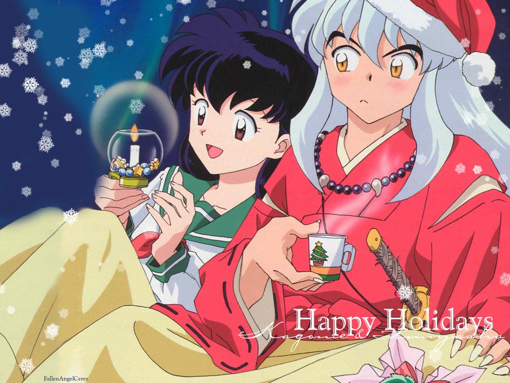 Inuyasha Kagome And Inuyasha Anime y Manga: Inuyash...