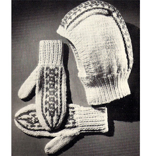 Ugly Knit Slippers - Free Web Generated Knitting Patterns from The