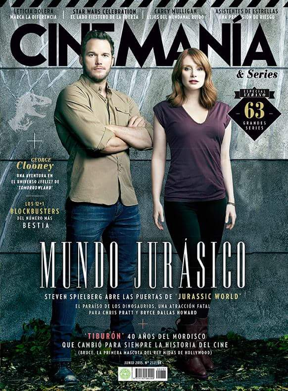 Leer Revista Cinemania