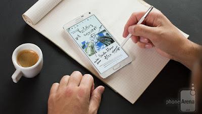 Penggunaan Stylus Pen Phablet