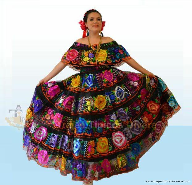 Chiapas: Vestuario Chiapaneca