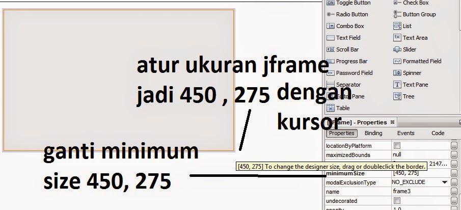 settingan - Membuat Kegiatan Mean Dengan Java Dan Mysql