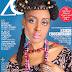 African Model Esosa Edosomwan Covers April Edition Of Zen Magazine