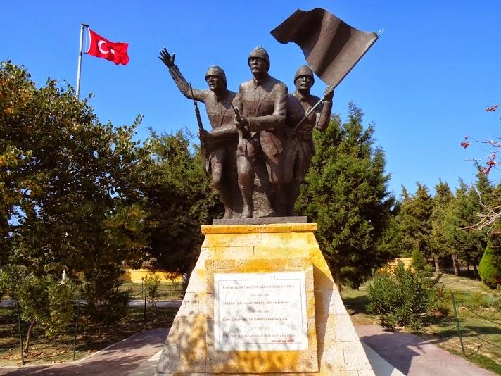 13 Temmuz Çanakkale Şehitlik Turu